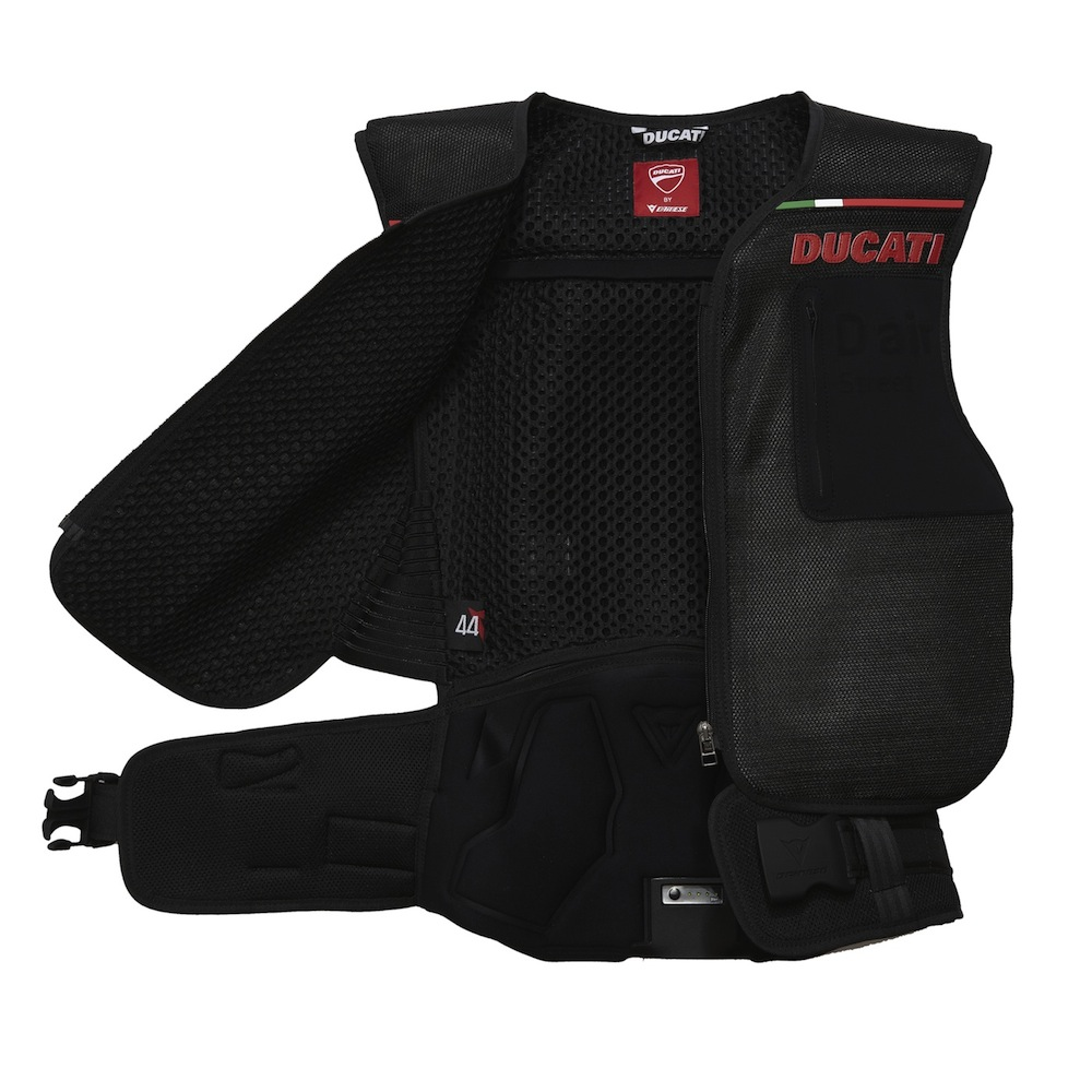 Dainese gagne