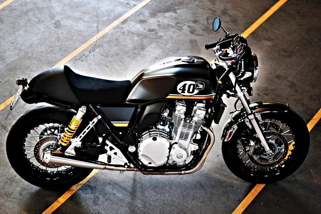 version spéciale de la CB 1100