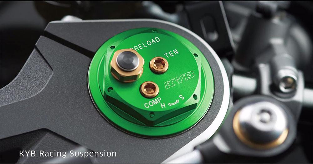 Ninja h2 no 21 composants haut de gamme actu moto - Marque de peinture haut de gamme ...