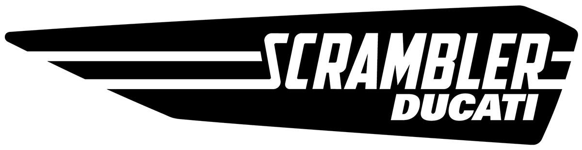 "Le logo du Scrambler ""Icon"""