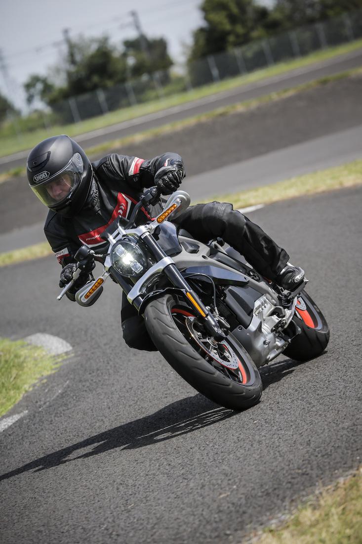 future Harley-Davidson électrique
