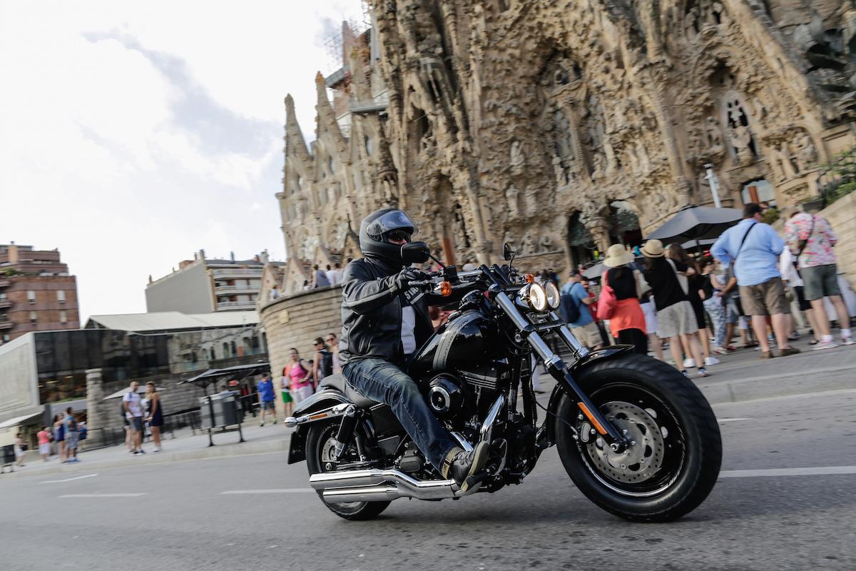 La nouvelle Harley Fat Bob