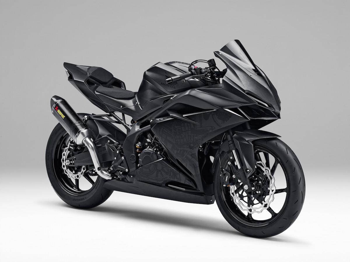 honda tease la cbr 500 r 2016 avec un tout nouveau look actu moto. Black Bedroom Furniture Sets. Home Design Ideas