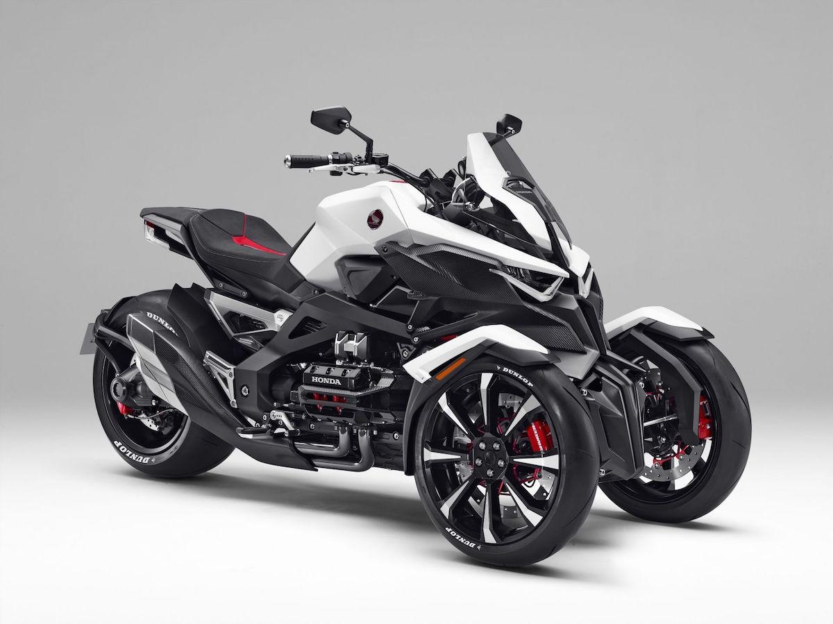 un concept trois roues hybride sign honda actu moto. Black Bedroom Furniture Sets. Home Design Ideas