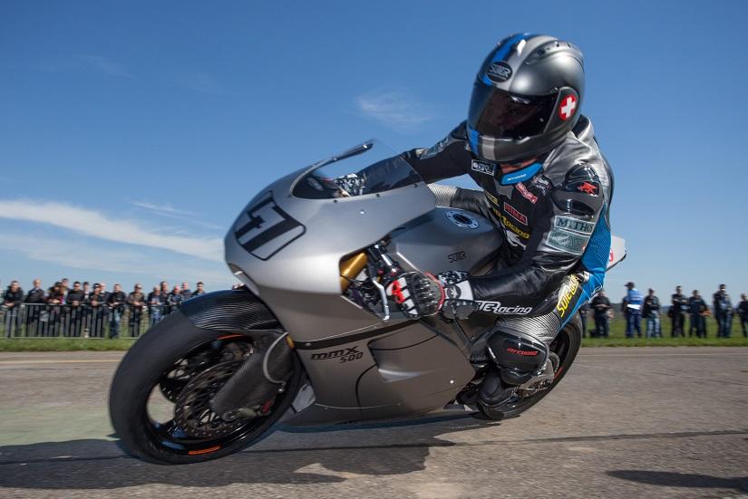 Suter se retire du Moto2
