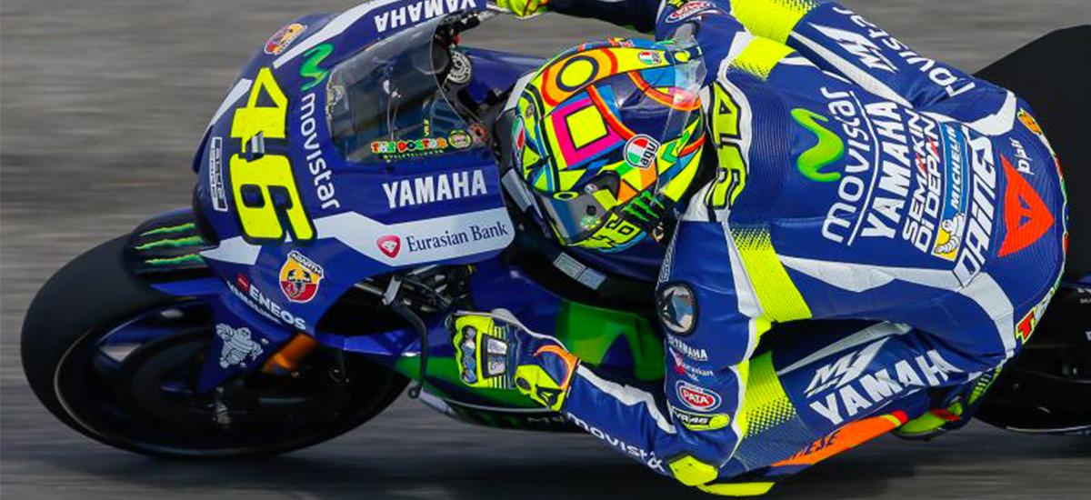 Rossi partira en première position à Jerez - Actu Moto