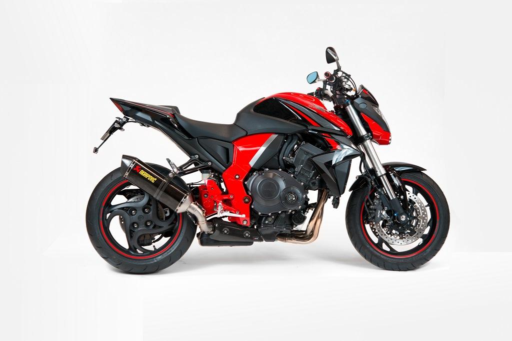 Editions spéciales 2016 pour trois roadsters Honda - Actu Moto