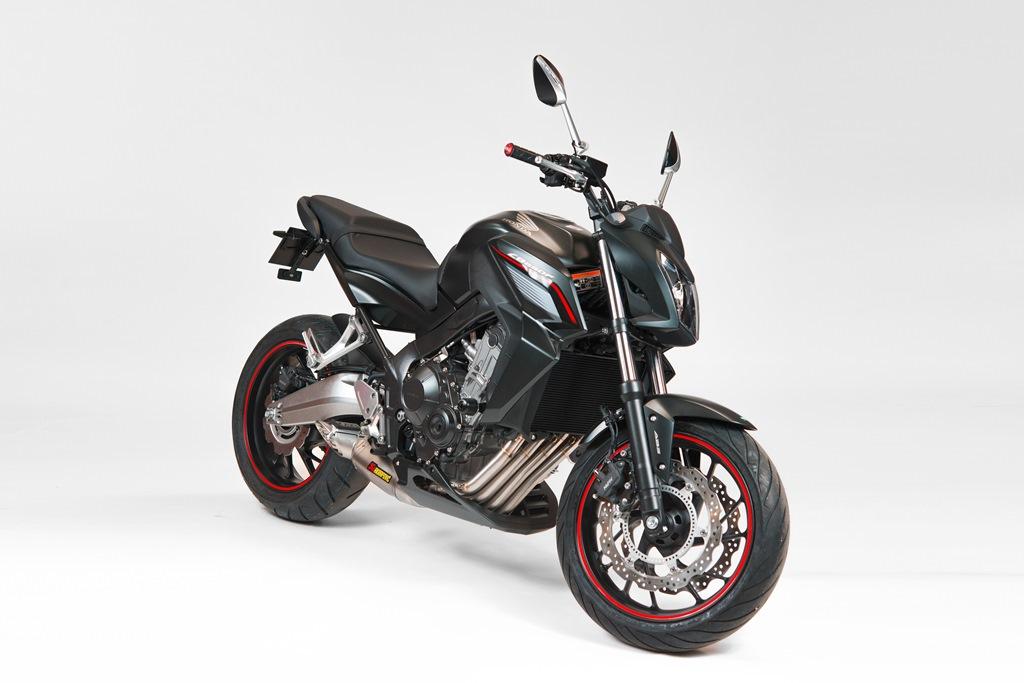 editions sp ciales 2016 pour trois roadsters honda actu moto. Black Bedroom Furniture Sets. Home Design Ideas