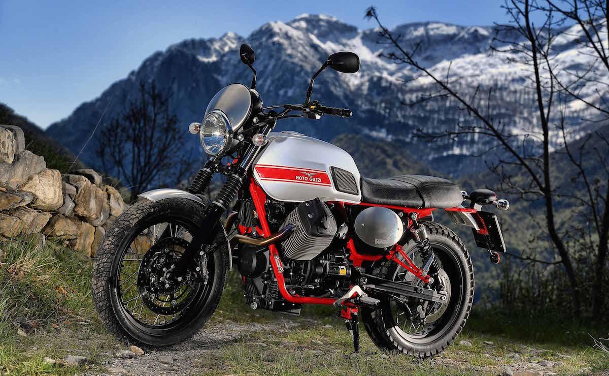 Moto Guzzi Stornello V 7 II