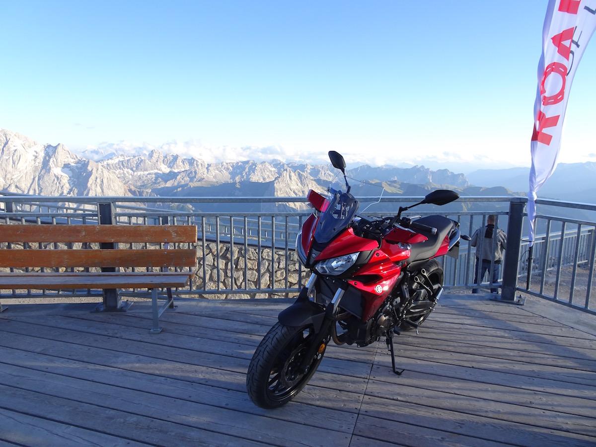 Dolomites, Tracer, 700, YAmaha