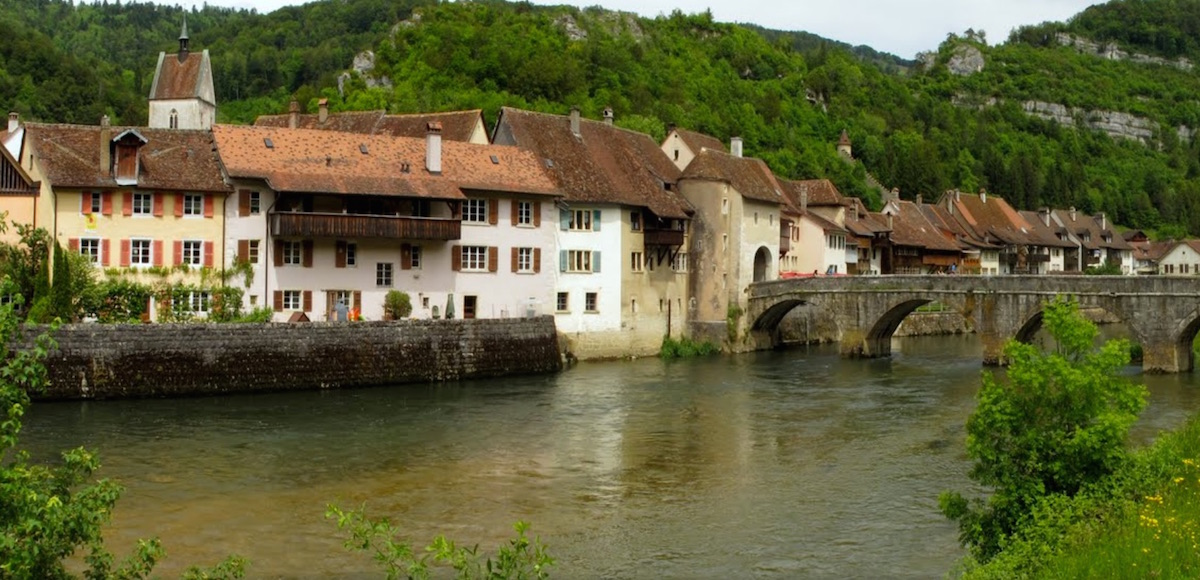 Rangiers, Saint-Ursanne, Jura