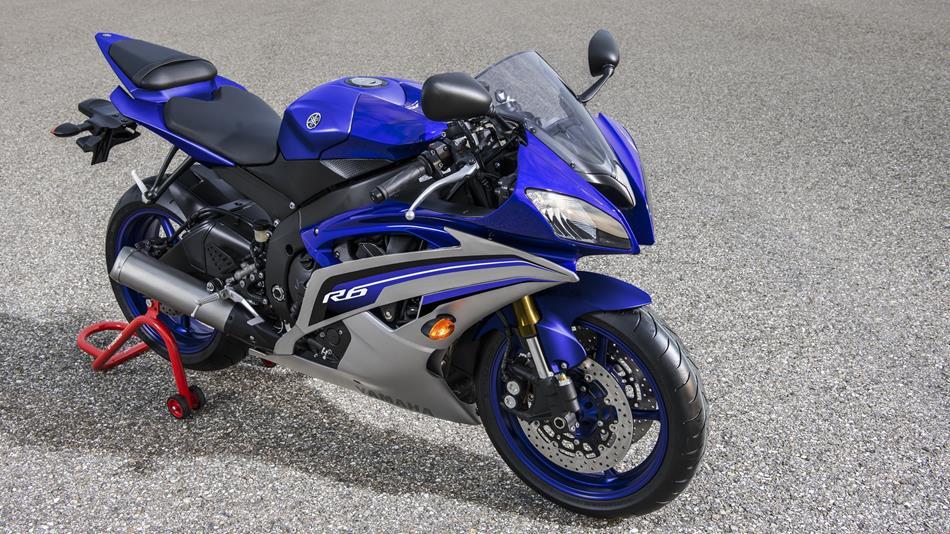 nouvelle Yamaha R6