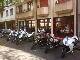 concessionnaires Moto Guzzi