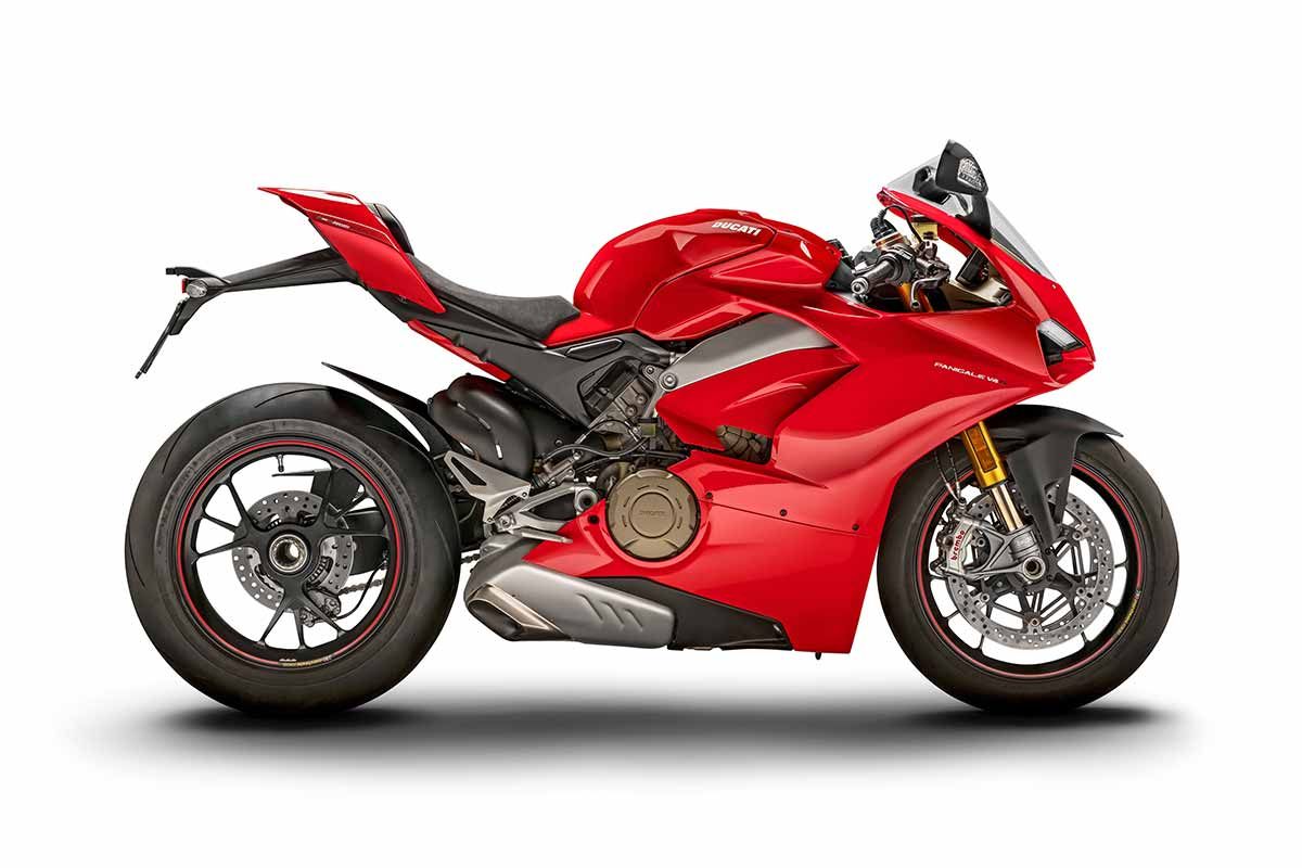 nouvelle Panigale V4