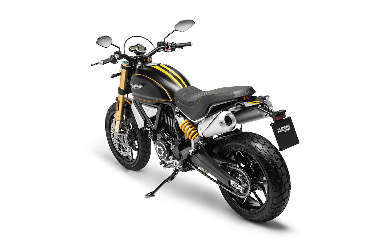 tout nouveau Scrambler Ducati 1100