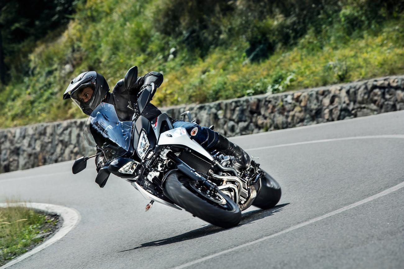 Sport-Touring YamahaTracer 900