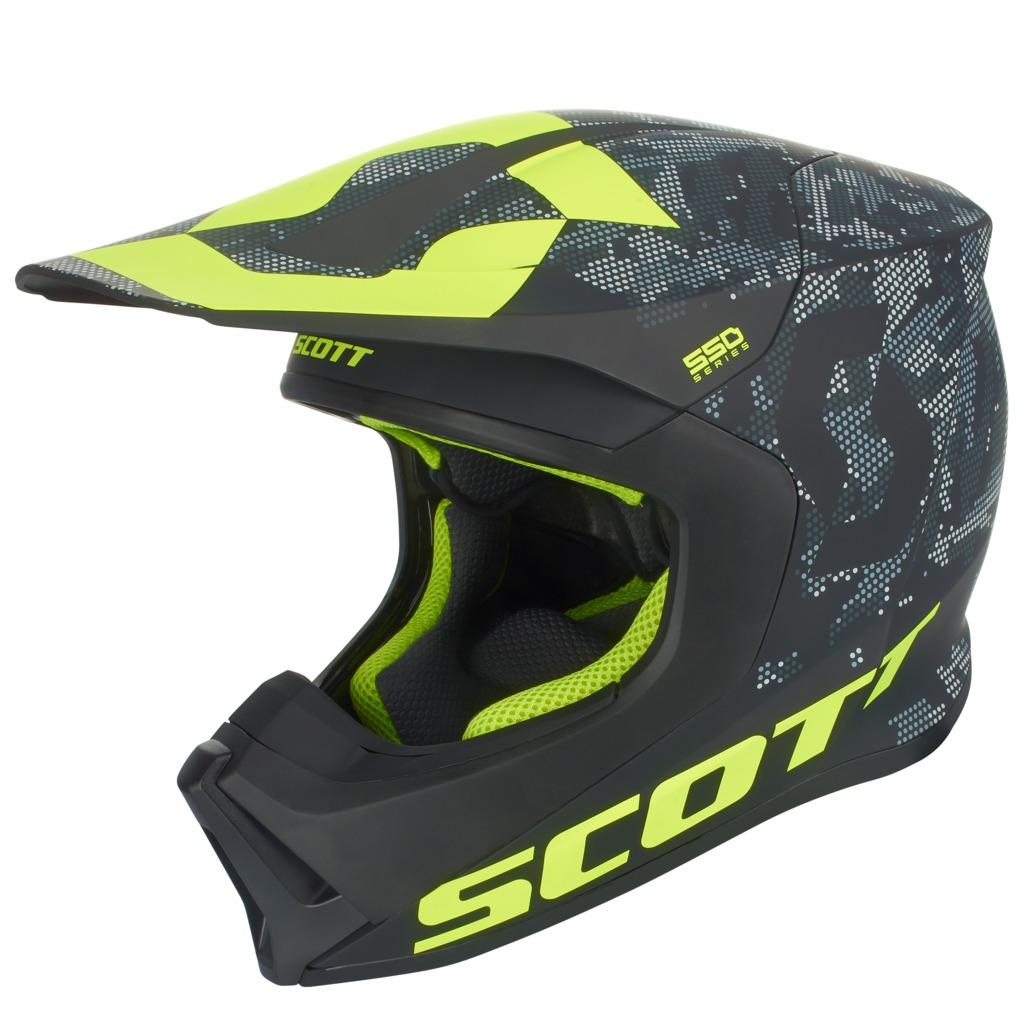 Scott MX550: super aéré