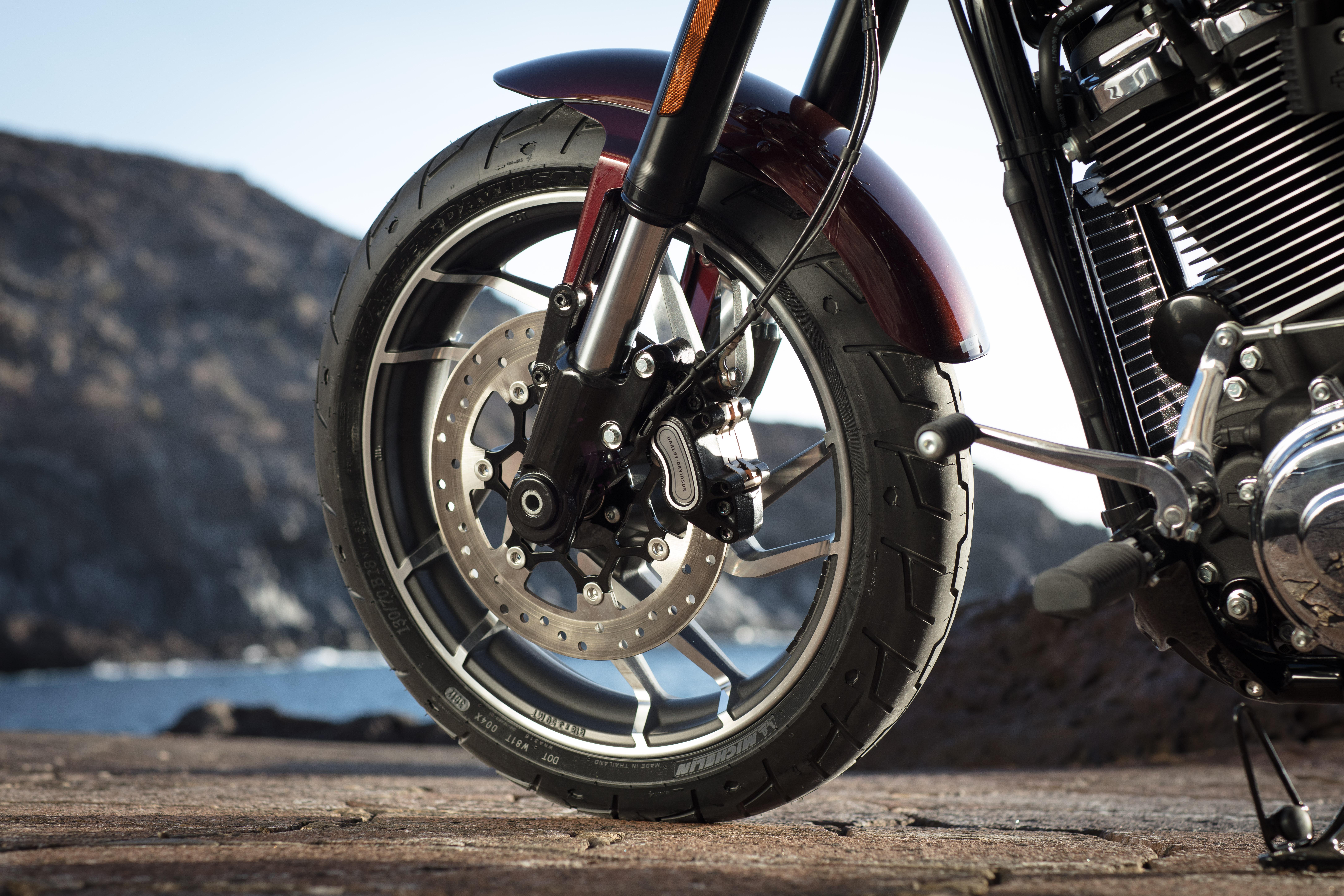 Sport Glide, ou la Harley modulable