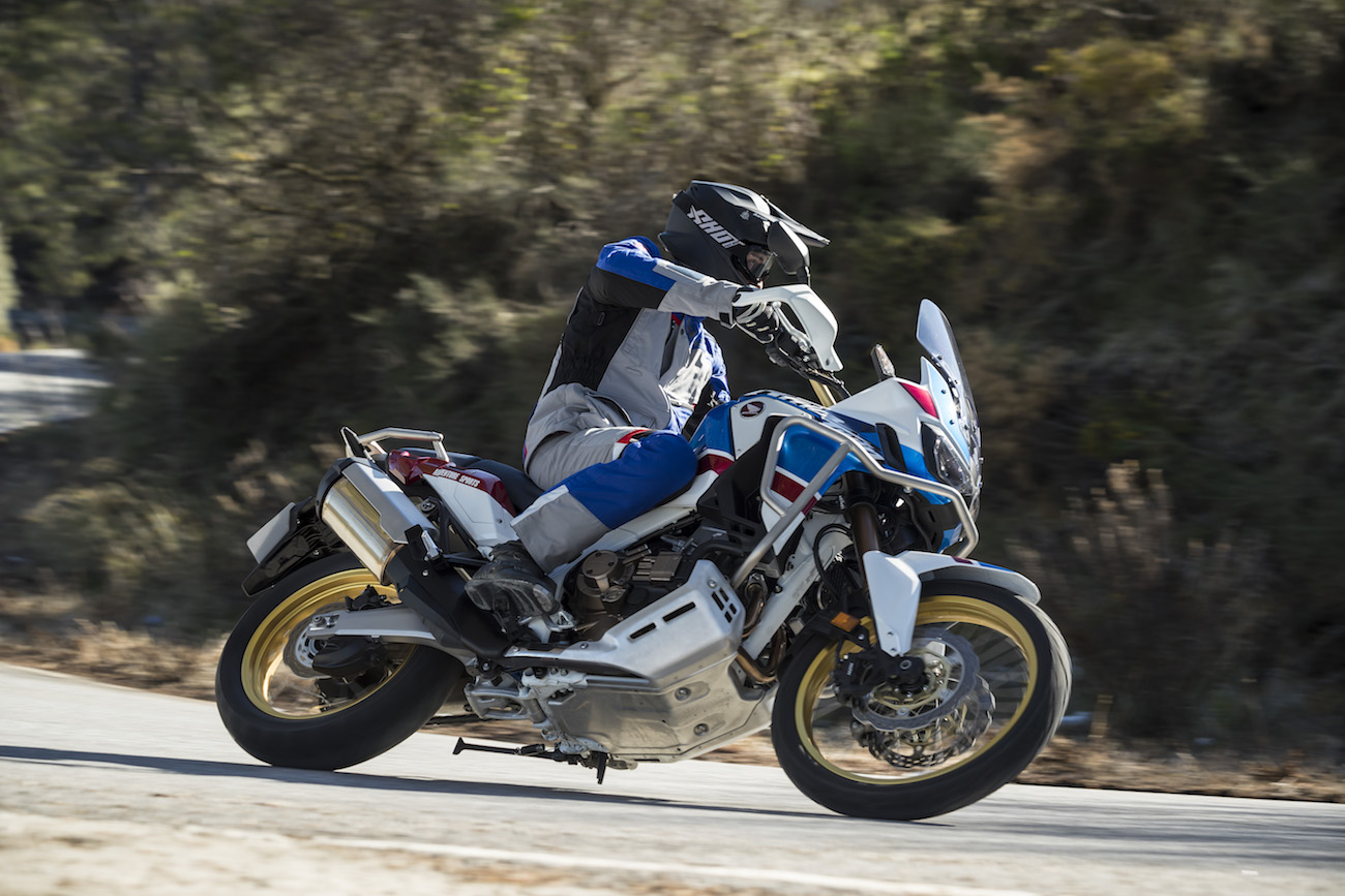 Africa Twin Adventure Sports