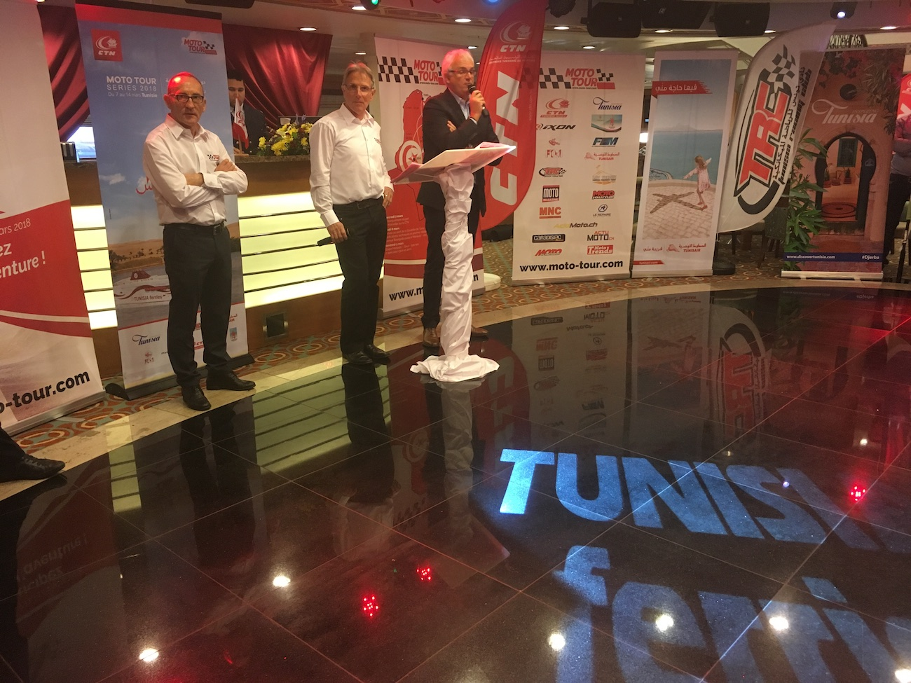 Moto Tour revient en Tunisie