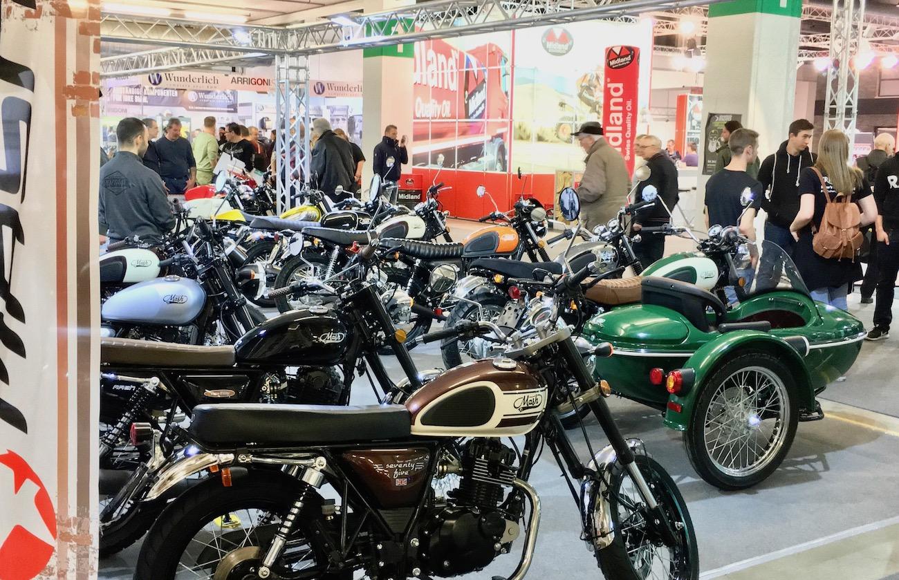 Le salon swiss moto a fait le plein de visiteurs et lanc for Salon de la moto 2018