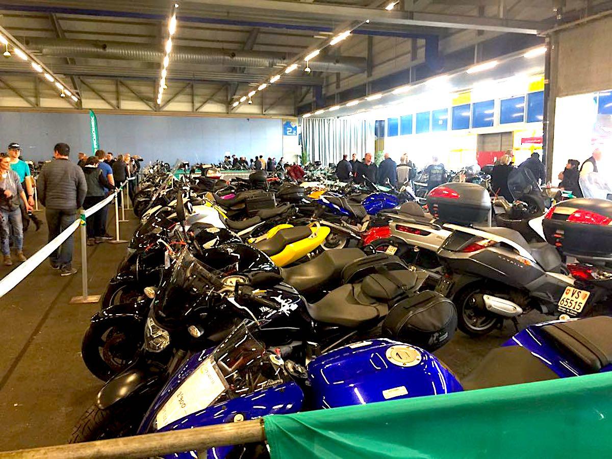 Expo-Moto de Martigny 2018