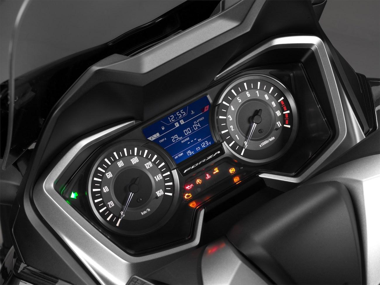 Honda Forza 300.