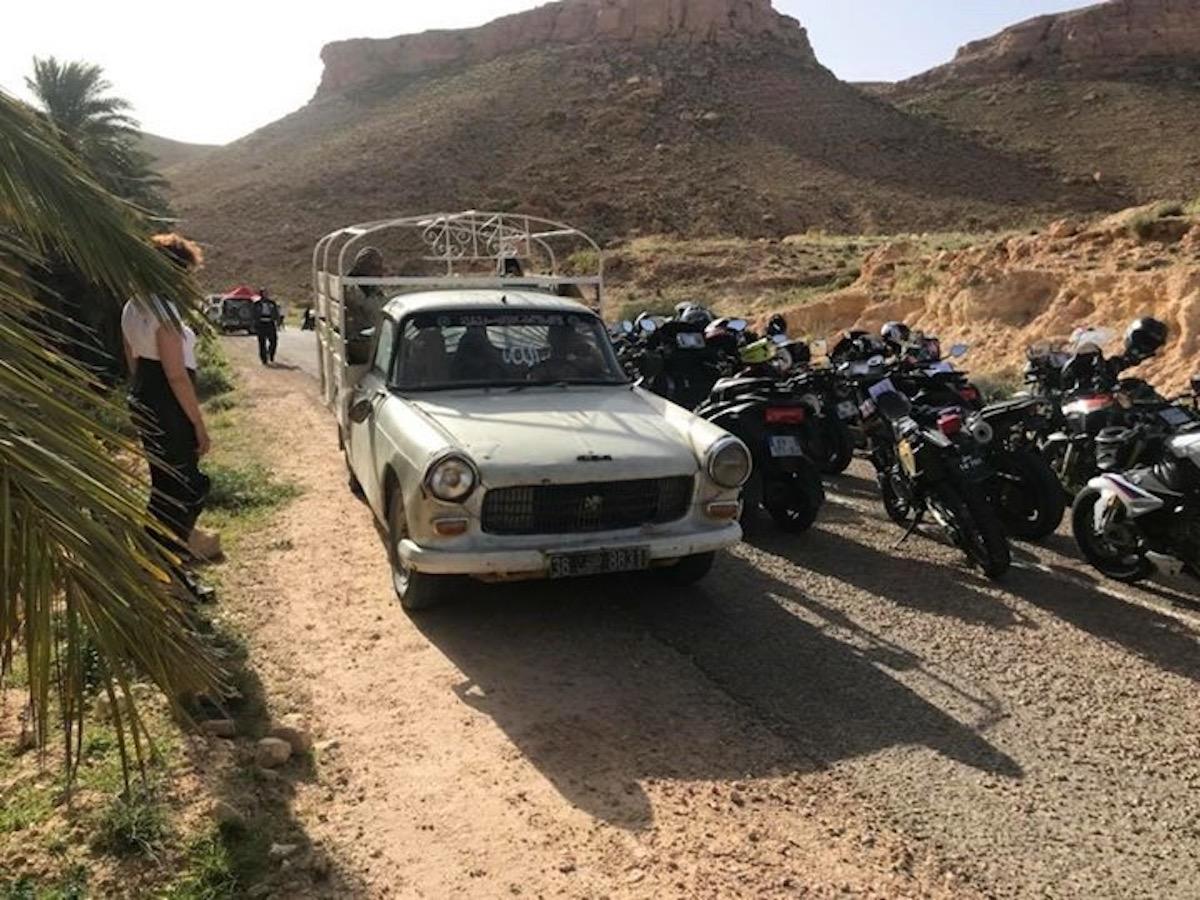 Jeremy Barnoin Remporte Le Moto Tour Series Tunisie Sur Sa Ktm 990