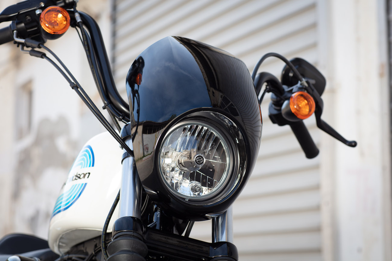 Sportster 1200 Iron