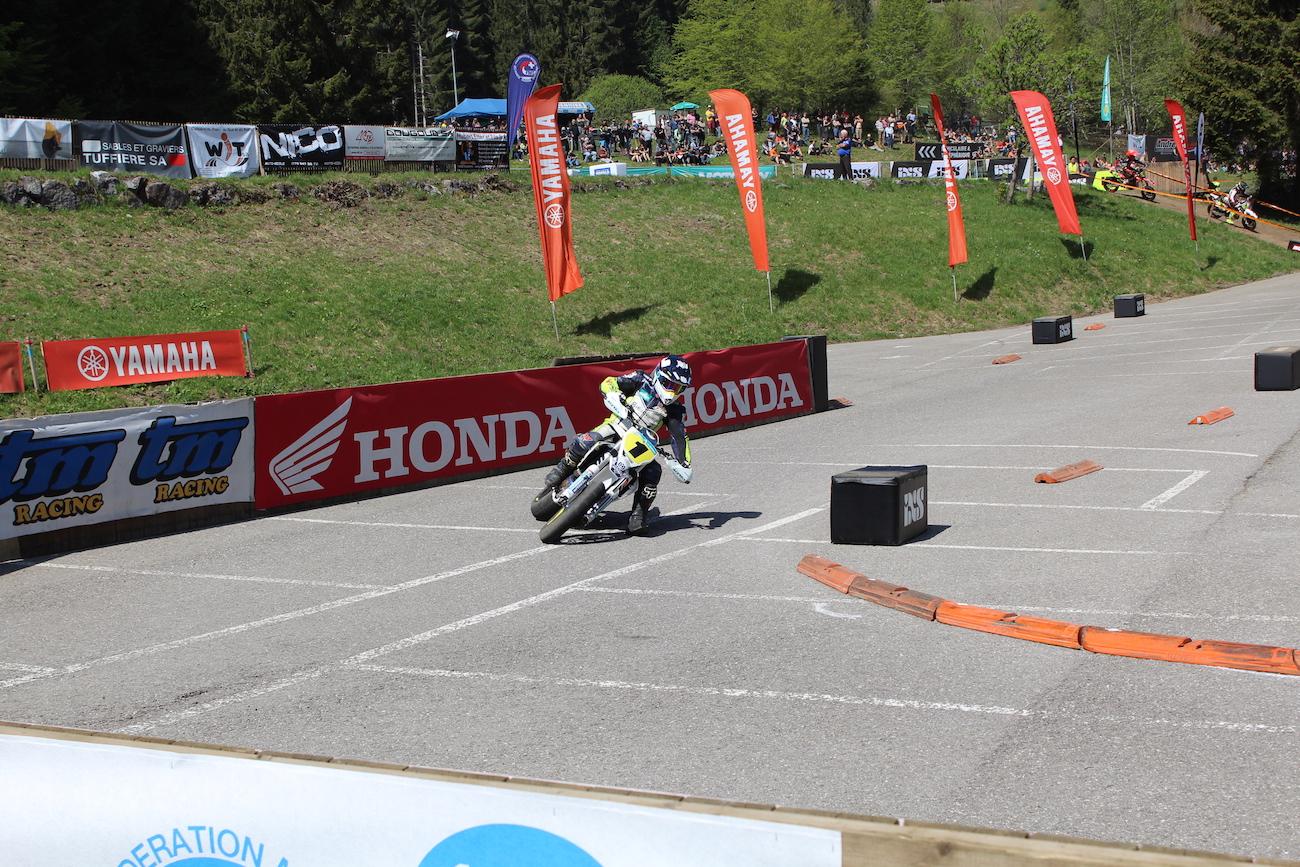 championnat suisse à Moléson