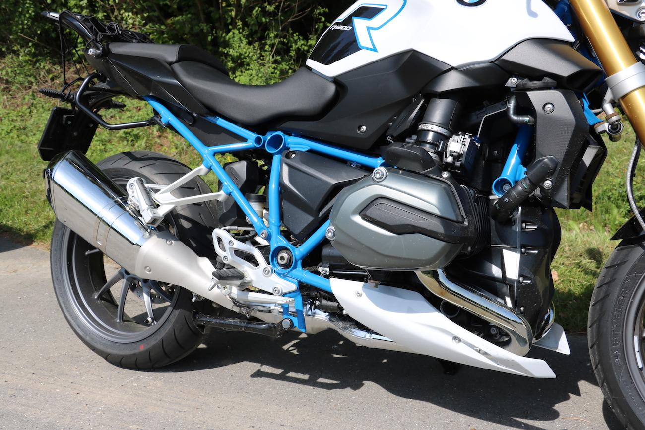 Honda CB 1000 R et BMW R 1200 R