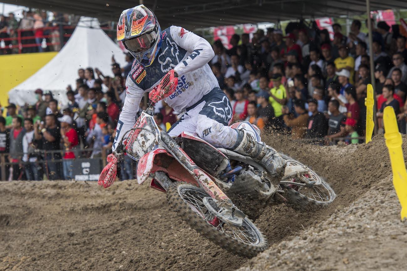 premier Grand Prix d'Indonésie