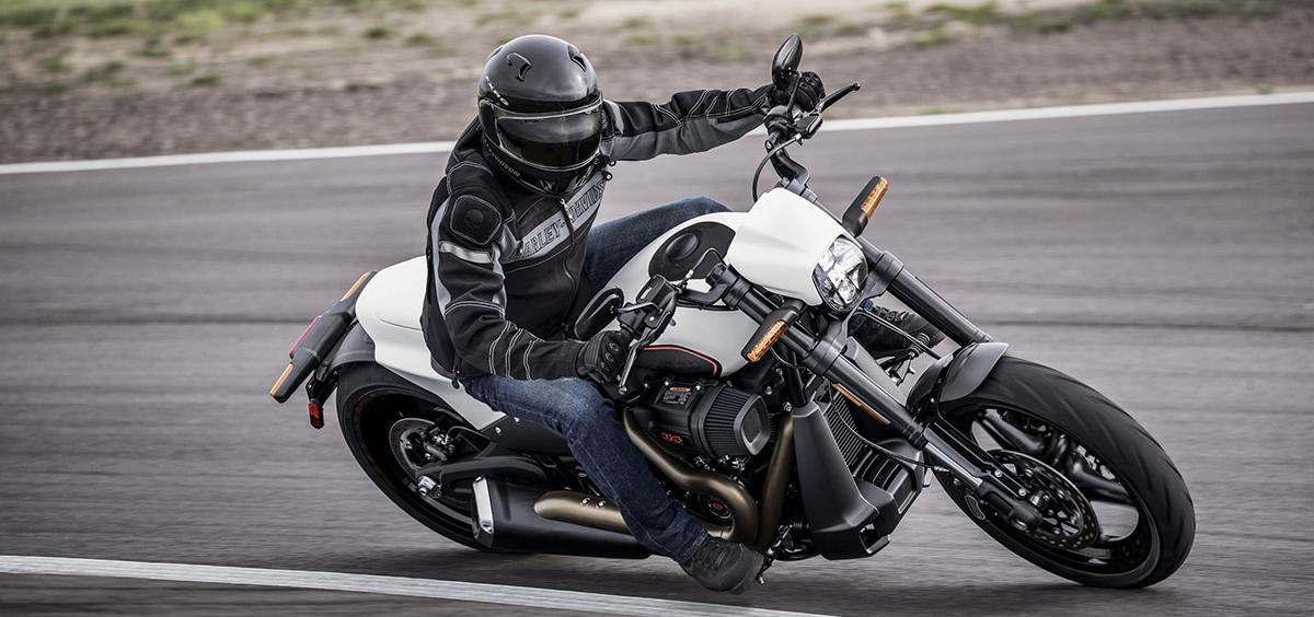 2019 Harley Davidson Fxdr 114 Comme Un Air De V Rod: Une Nouvelle Muscle Bike Harley-Davidson Pour 2019, La