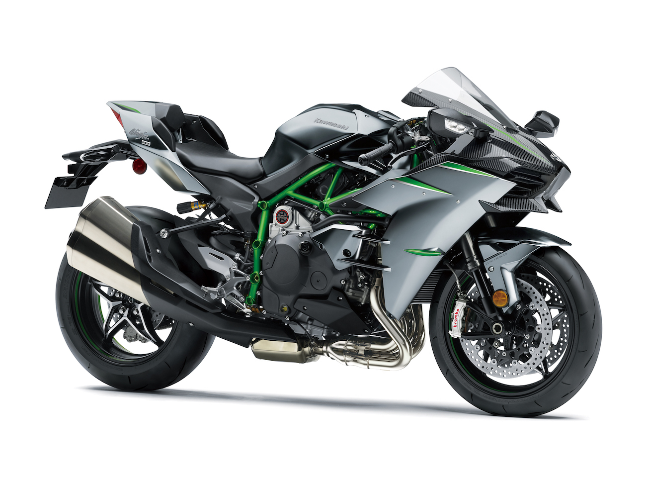 nouvelle Kawasaki Ninja H2