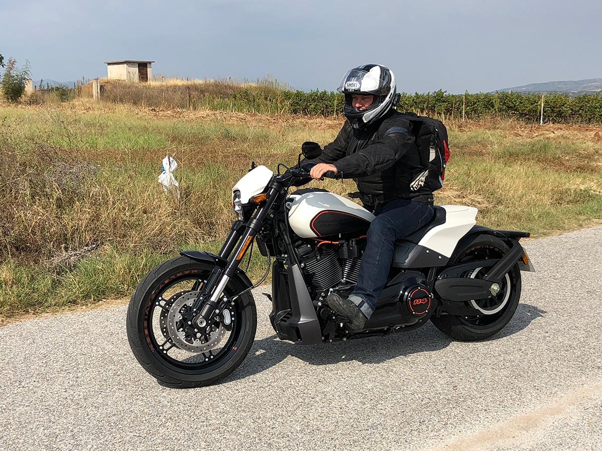 nouvelle Harley FXDR 114