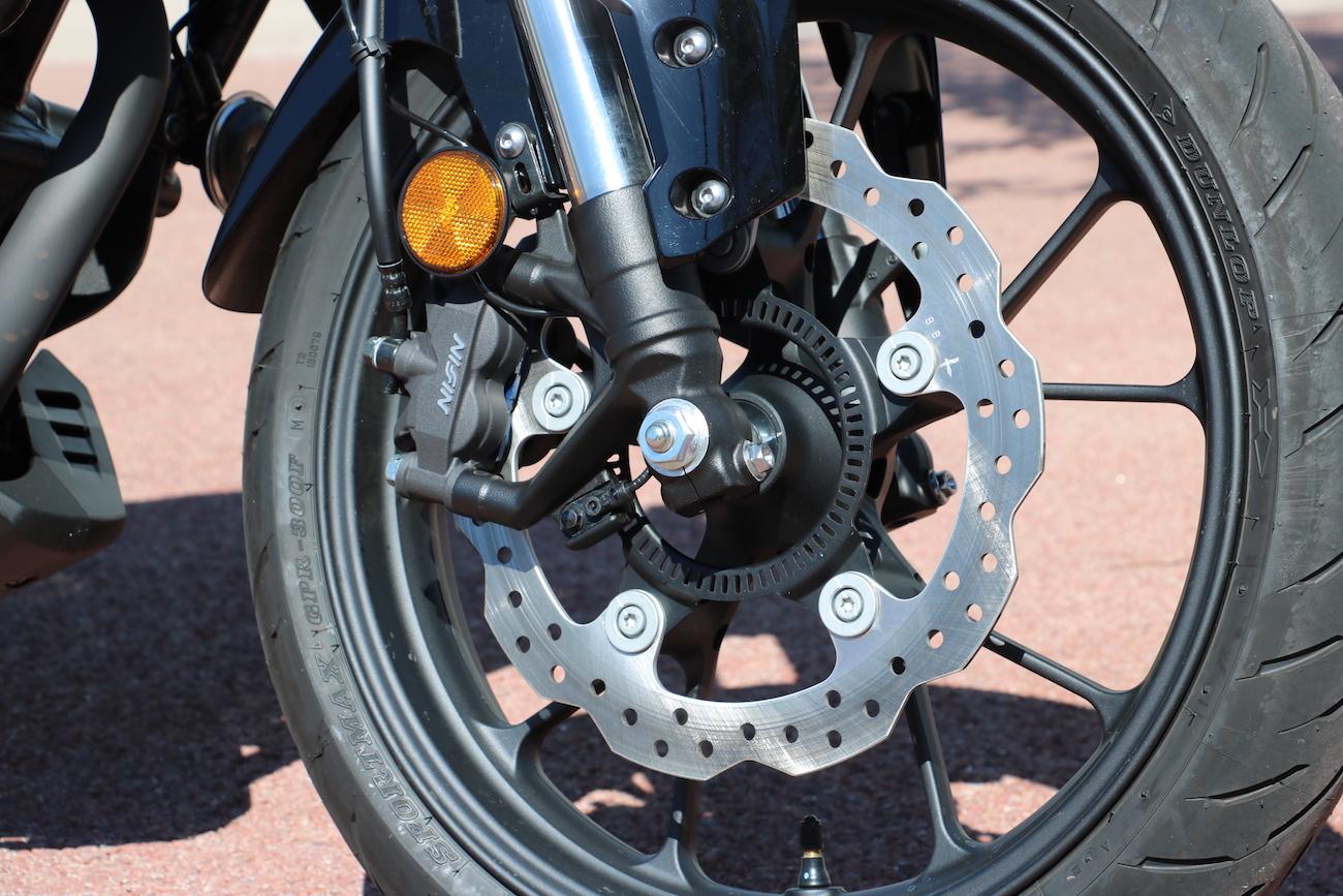 La Honda CB 300 R