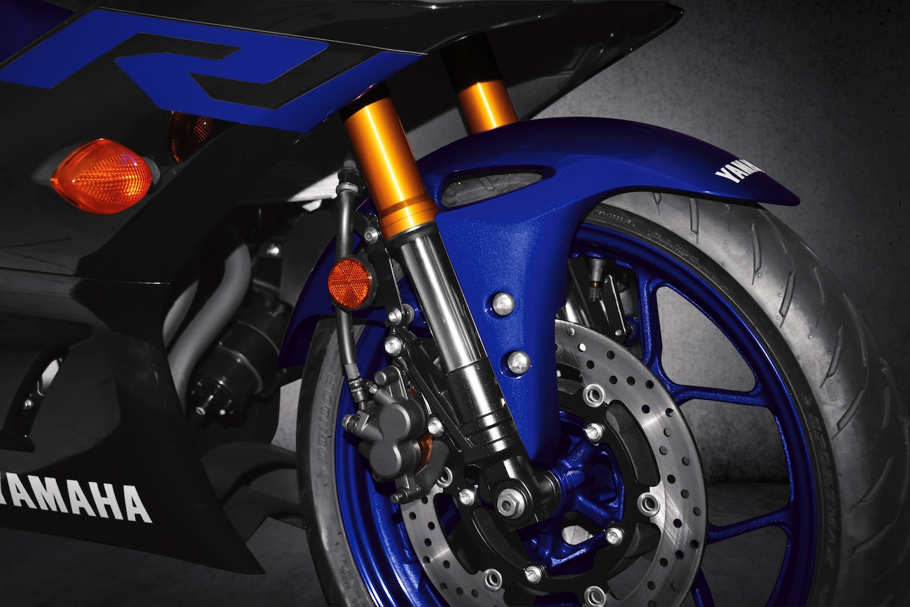nouvelle Yamaha R3