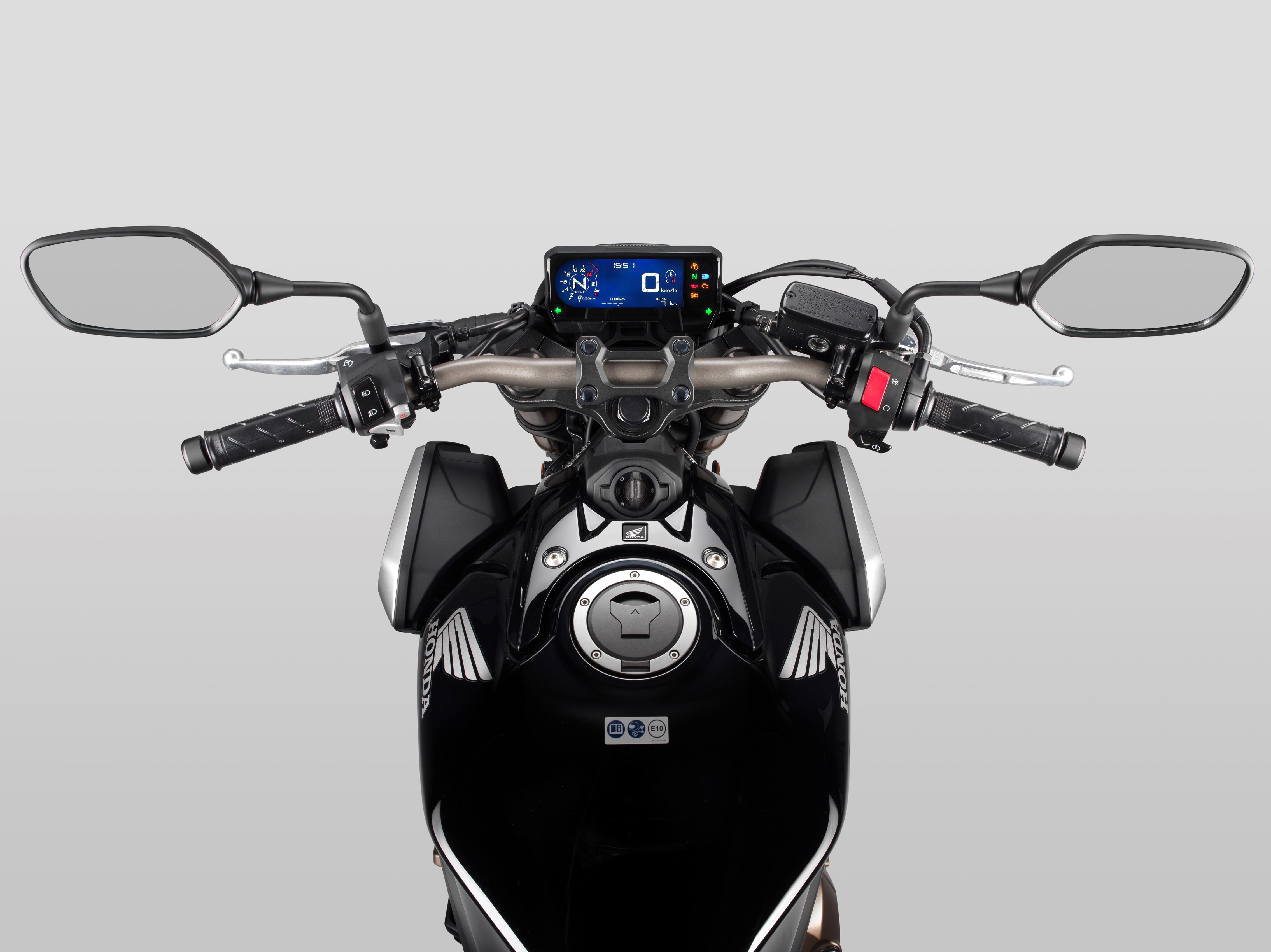 honda d voile la nouvelle cb 650 r nouveau style avec l 39 antipatinage actu moto. Black Bedroom Furniture Sets. Home Design Ideas