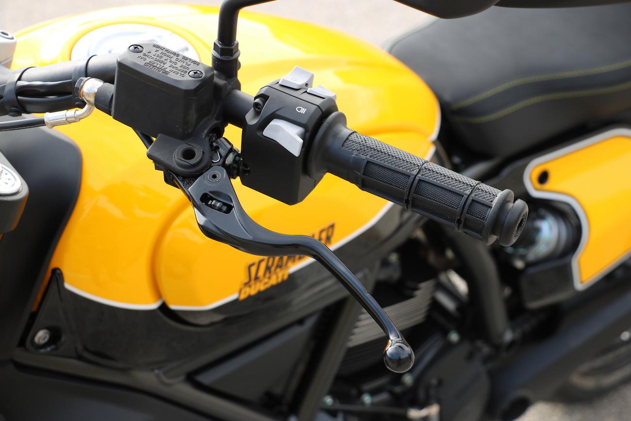 Scrambler Ducati Full Throttle