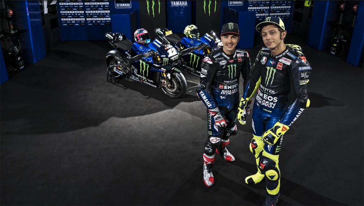Monster Energy Yamaha 2019