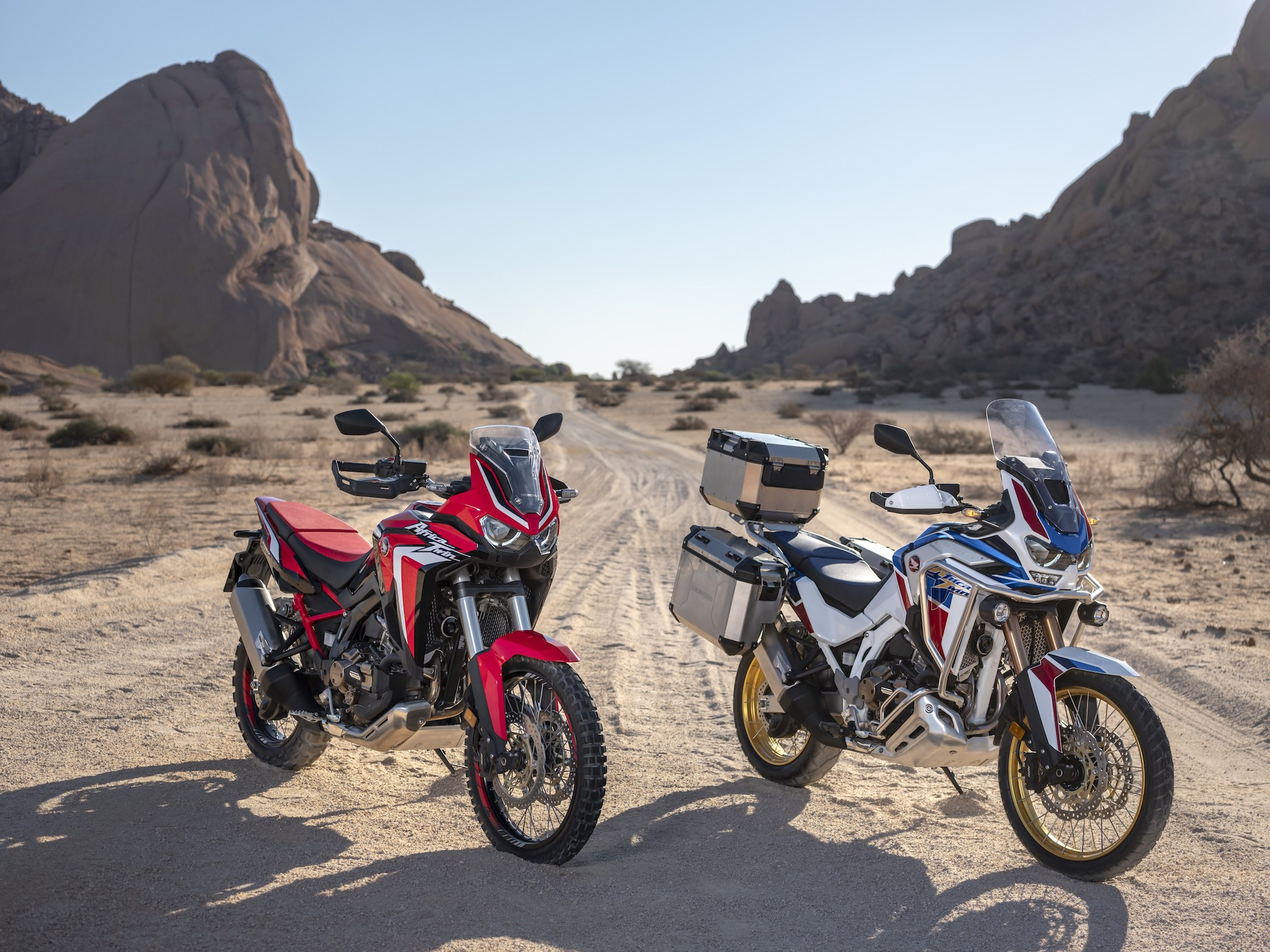 nouvelle Honda Africa Twin