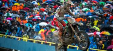 Jeremy Seewer excellent dans le sable mouillé d'Assen, mais la Suisse finit onzième
