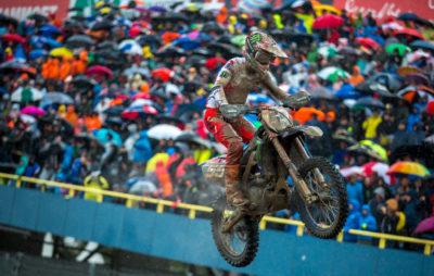 Jeremy Seewer excellent dans le sable mouillé d'Assen, mais la Suisse finit onzième :: MX des Nations