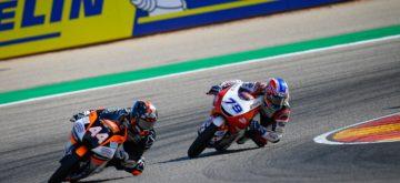 Aron Canet regagne du terrain sur Dalla Porta avec une victoire à Aragon