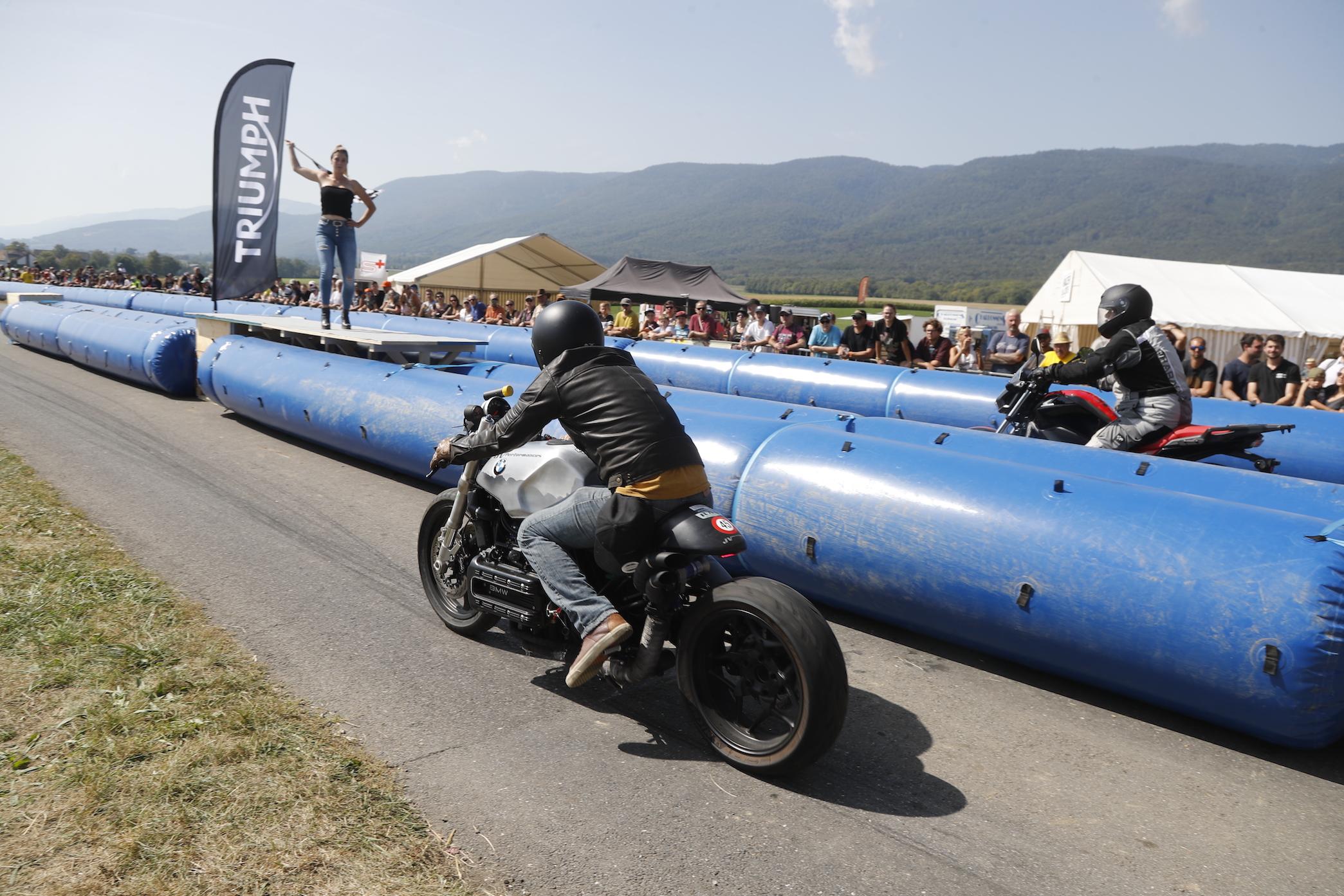 le premier Racer La Côte