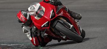 La Ducati Panigale V4 2020 est «plus facile», mais aussi «plus rapide»