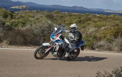 Une nouvelle Africa Twin Adventure Sports pour toutes les parcourir (les routes, les pistes…) :: Test Honda