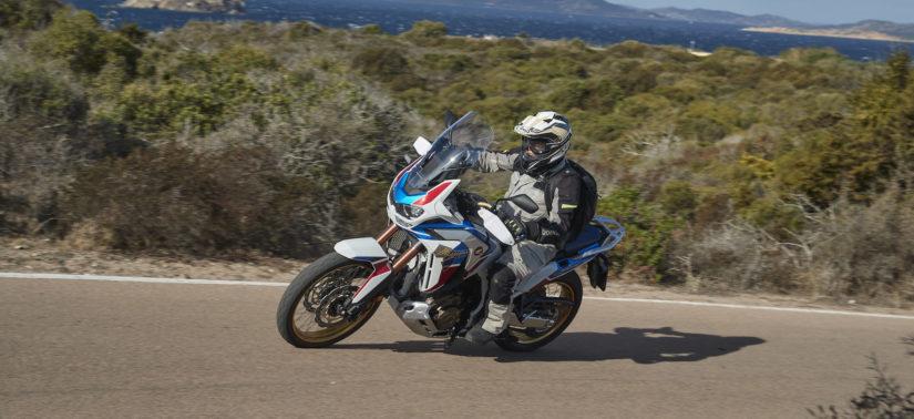 Une nouvelle Africa Twin Adventure Sports pour toutes les parcourir (les routes, les pistes…) :: Test Honda :: ActuMoto