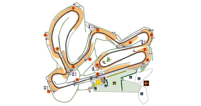 Circuit de Carthagène