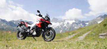 Le nouvel importateur des motos Suzuki sera membre du groupe Emil Frey